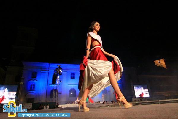 Miss Models International Sibiu 2013