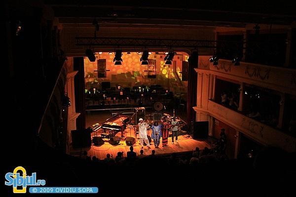 Omar Sosa Quartet - Sibiu Jazz