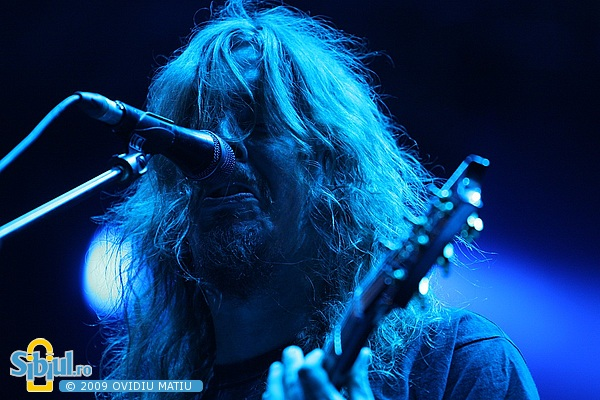 Opeth la Artmania Festival 2009