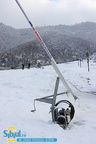 Partia de ski din Gura Raului