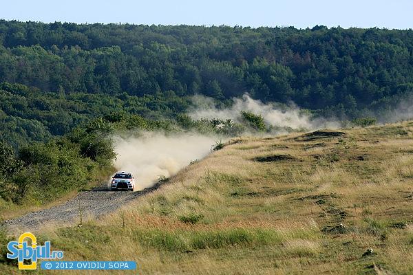 Raliul Sibiului 2012 IRC / Dobarca 2