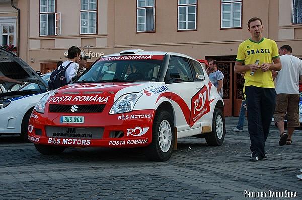 Raliul Sibiului Pirelli 2008