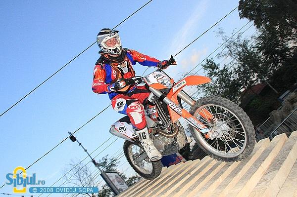 Red Bull Romaniacs 2008 - ROWBOTHAM Nik