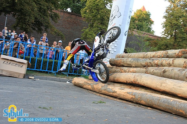Red Bull Romaniacs 2008 - DE VRIES Joery