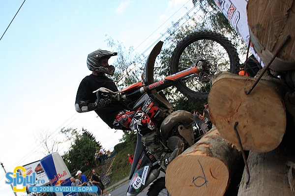 Red Bull Romaniacs 2008 - WOOD James