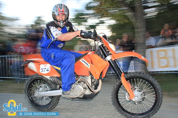 Red Bull Romaniacs 2008 - VOLLMER Harald
