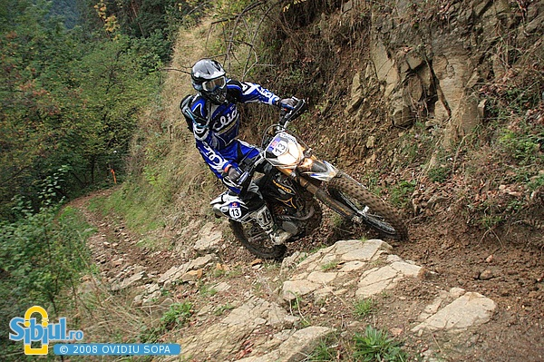 Red Bull Romaniacs 2008 - JARVIS Graham