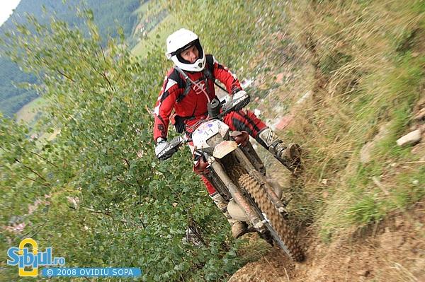 Red Bull Romaniacs 2008 - BOLTON Paul