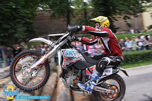 Enduro Extremo Red Bull Romaniacs 2010