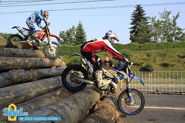 Red Bull Romaniacs 2011 - Prolog Training
