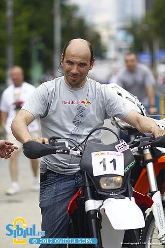 Martin Freinademetz at RBR 2012