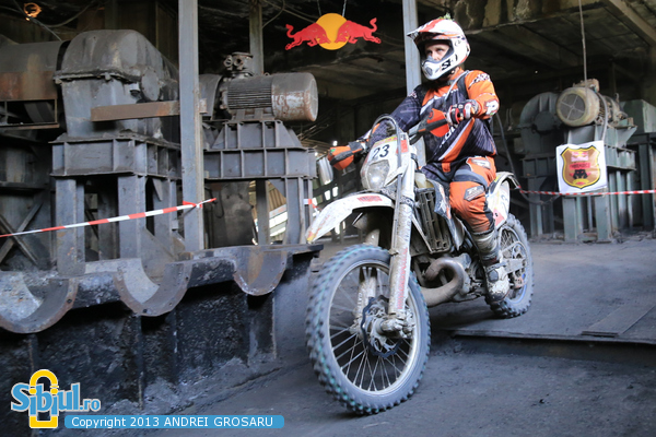 Red Bull Romaniacs 2013 - Day 2