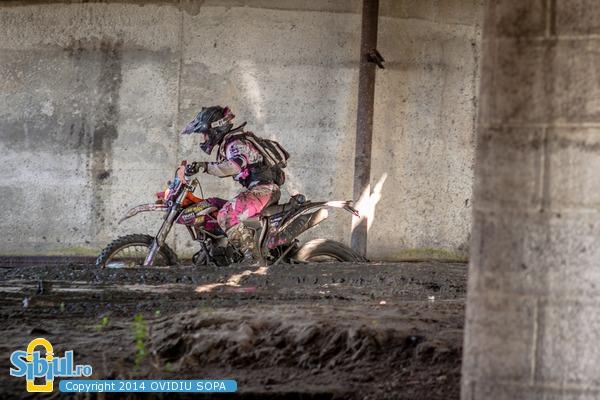 Davey Emily @ Red Bull Romaniacs 2014