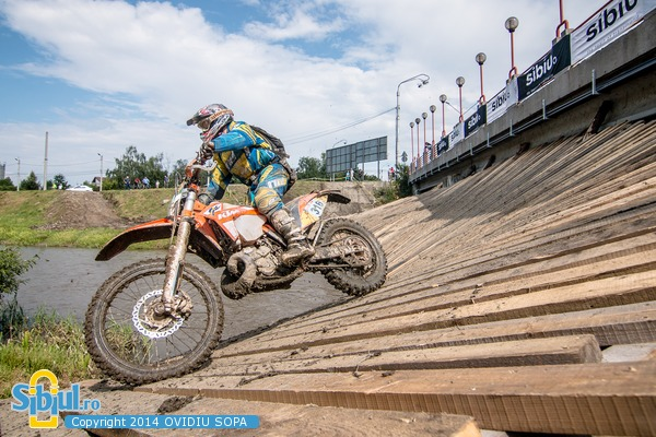 Ekstrand Richard @ Red Bull Romaniacs 2014