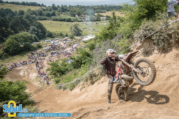 Hasler David @ Red Bull Romaniacs 2014