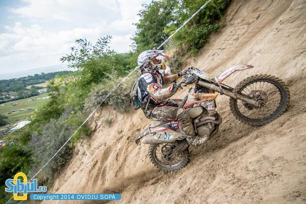 Leitner Thomas @ Red Bull Romaniacs 2014