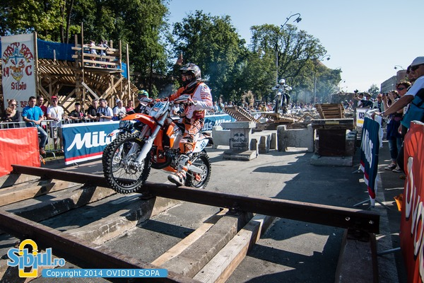 Red Bull Romaniacs 2014 / Prolog Qualification