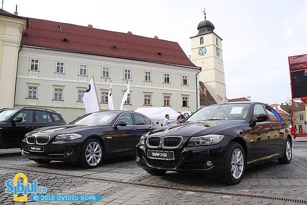 """BMW la Salonul Auto \""""Masinaria 2010\"""""""