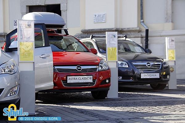 Salonul Auto Masinaria 2010 - Opel