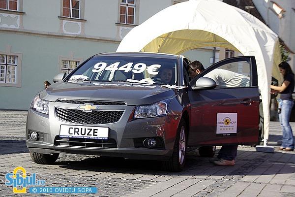 Salonul Auto Masinaria 2010 - Chevrolet Cruze