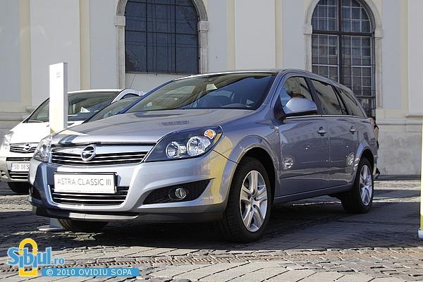 Salonul Auto Masinaria 2010 - Opel Classic III