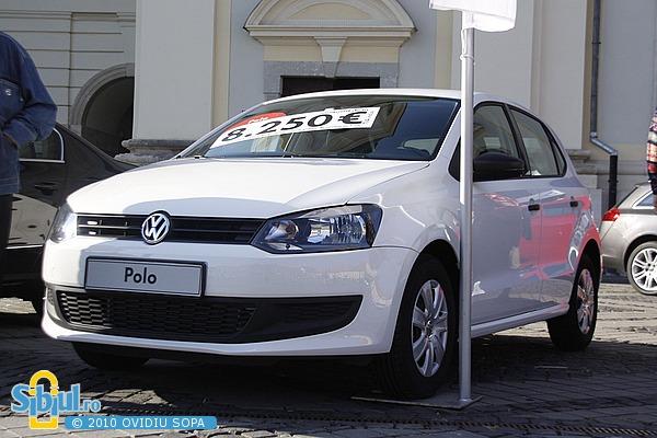 Salonul Auto Masinaria 2010 - VW Polo