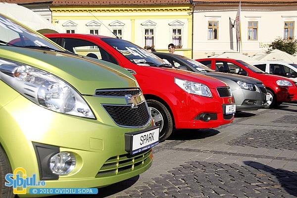 Salonul Auto Masinaria 2010 - Chevrolet