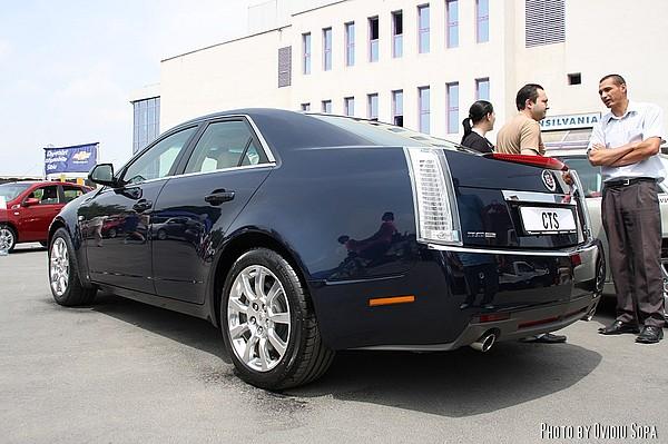 Salonul Auto Sibiu 2008