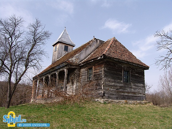 Biserica de lemn din Ilimbav
