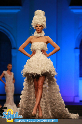 Doina Levintza / Sibiu Fashion Days 2013