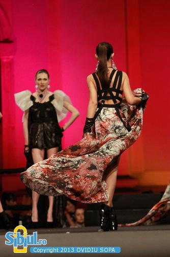 George Hojbota / Sibiu Fashion Days 2013