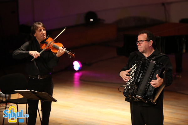 Richard Galliano - Tangaria New Quartet