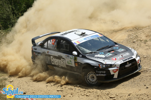 Sibiu Rally ERC 2013 - Crinti 1