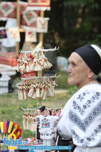 Targul Creatorilor Populari din Romania Sibiu 2013