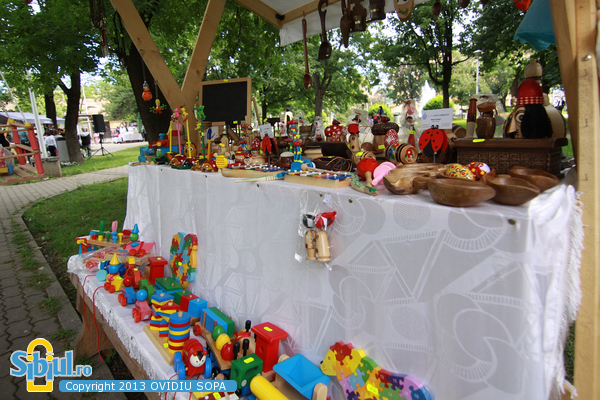 Targul National de Jucarii Sibiu 2013