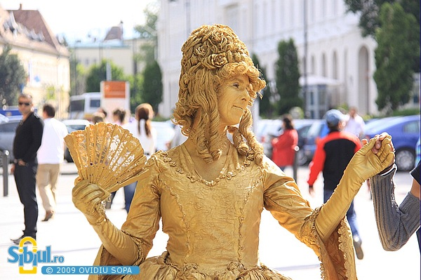 The Golden Marquise - Kinetic Theatre