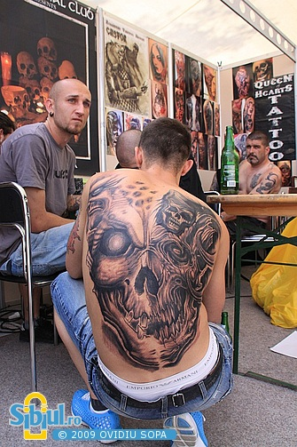 HD Video Transilvania Tattoo Expo Sibiu 2009
