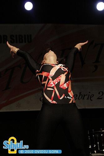 "Trupa de dans \""M&M"" din Sibiu"