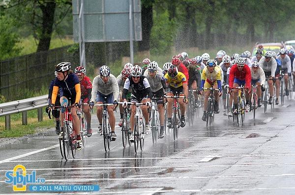 Turul Ciclist al Romaniei / Sibiu 2011