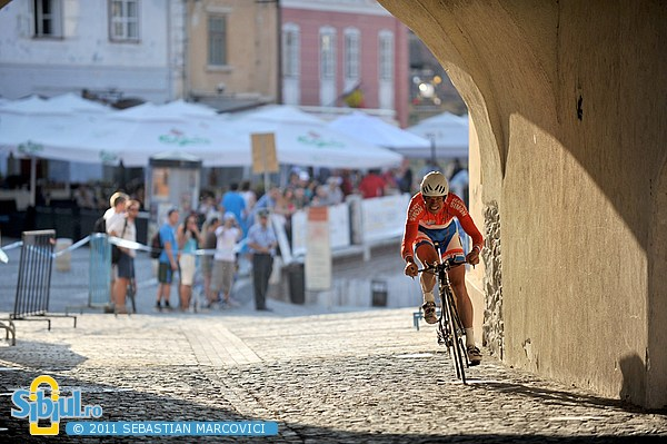 Turul Ciclist al Sibiului 2011 - Etapa 4