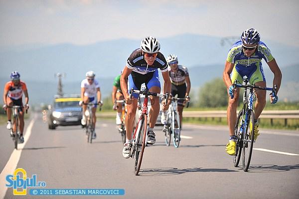 Turul Ciclist al Sibiului 2011 - Etapa 5