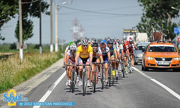 Turul Ciclist al Sibiului 2012 - Etapa 1