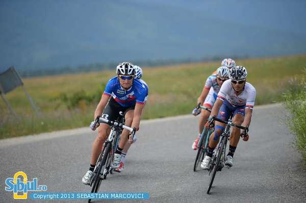 Turul Ciclist al Sibiului 2013 - Etapa 2