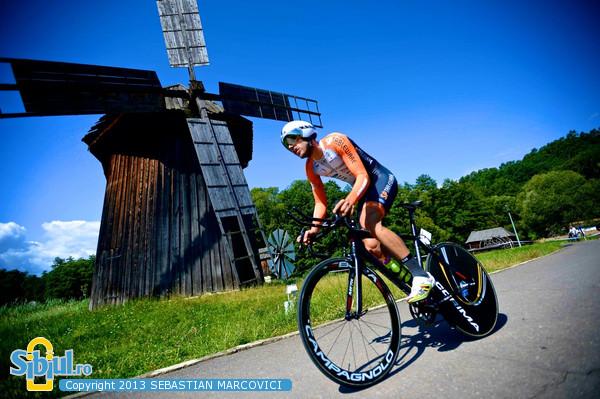 Turul Ciclist al Sibiului 2013 - Etapa 3A