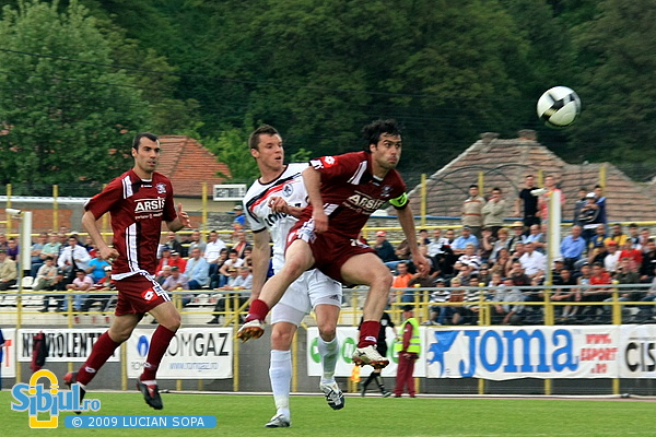 Vasile Maftei - FC Rapid Bucuresti