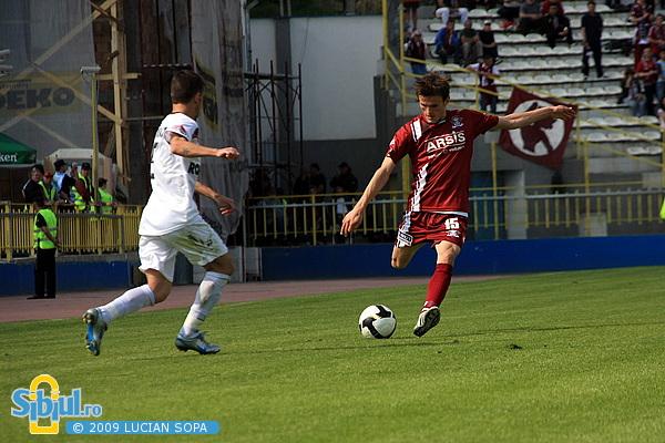 Costin Lazar - FC Rapid Bucuresti