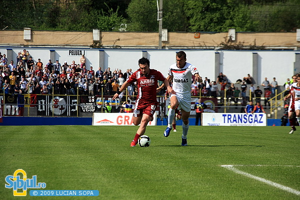 Claudio Mejolaro Pitbull - FC Rapid Bucuresti