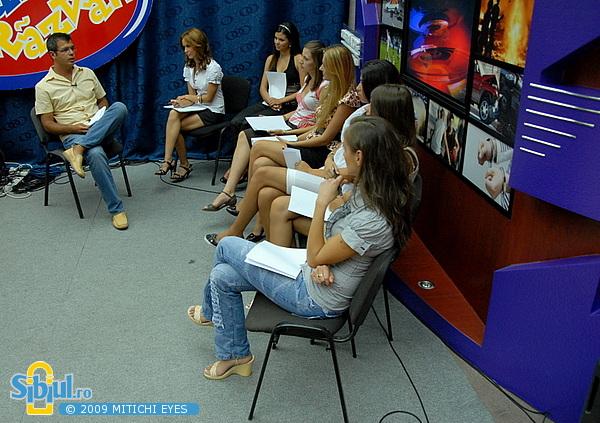 Rising Star - Pregatire cu Andrei Naita