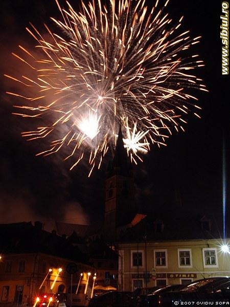 Festivalul de Teatru Sibiu-2007
