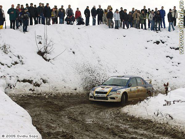 OMV Rally Show Sibiu
